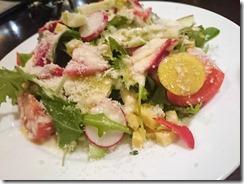 フランチェスカのサラダ